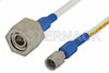 SMA Male to TNC Male Precision Cable 18 Inch Length Using 150 Series Coax, RoHS