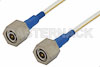 TNC Male to TNC Male Precision Cable 18 Inch Length Using 150 Series Coax, RoHS