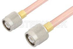 TNC Male to TNC Male Cable Using RG401 Coax