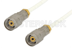 1.85mm Male to 1.85mm Male Precision Cable 36 Inch Length Using 098 Series Coax, RoHS