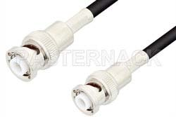 MHV Male to MHV Male Cable Using RG223 Coax