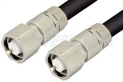 LC Male to LC Male Cable Using RG218 Coax, RoHS