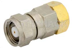 75 Ohm 0.5 Watts Nickel Plated Brass SMC Plug RF Load Up To 1,000 MHz
