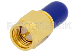 1 Watt RF Load Up to 2.5 GHz With SMA Male Input Gold Plated Brass