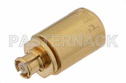 1 Watt RF Load Up to 18 GHz with SMP Female Gold Plated Brass