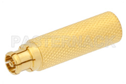0.25 Watt RF Load Up to 40 GHz With Mini SMP Female Input Gold Plated Beryllium Copper