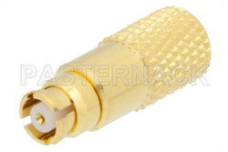 0.5 Watt RF Load Up to 18 GHz With SMP Female Input Gold Plated Beryllium Copper