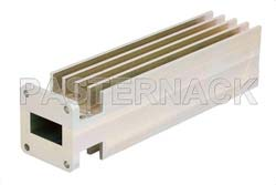 100 Watts High Power WR-102 Waveguide Load 7 GHz to 11 GHz, Aluminum