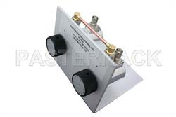 0 to 110 dB Rotary Step Attenuator, BNC Female To BNC Female With 1 dB Step Rated To 1 Watt Up To 2 GHz