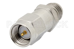 10 dB Fixed Attenuator, SMA Male to SMA Female Passivated Stainless Steel Body Rated to 2 Watts Up to 26 GHz