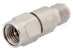 8 dB Fixed Attenuator, 2.92mm Male to 2.92mm Female Passivated Stainless Steel Body Rated to 1 Watt Up to 40 GHz