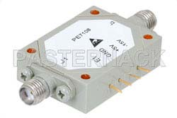 SMA SPST PIN Diode Switch Operating From 4 GHz to 8 GHz Up To +30 dBm