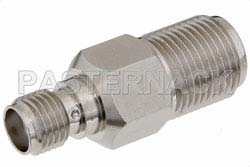 50 Ohm SMA Female to 75 Ohm F Female Adapter