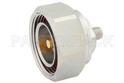 Low PIM SMA Female to 7/16 DIN Male Adapter, Low VSWR
