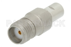 Precision SMA Female to SMP Male Smooth Bore Adapter