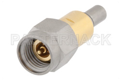 2.92mm Male to Mini SMP Male Adapter, Full Detent