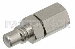 SMC Plug to SMC Jack Adapter
