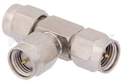 SMA Tee Adapter Male-Male-Male