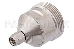 SMA Male to 7/16 DIN Female Adapter