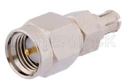 SMA Male to MCX Plug Adapter