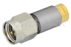 Precision SMA Male to SMP Male Limited Detent Adapter, 18 Ghz