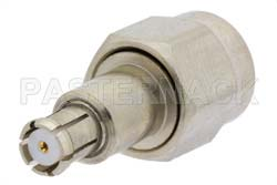 SMA Male to RP-MCX Plug Adapter