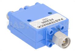 2 Way SMA Wilkinson Power Divider From 4 GHz to 8 GHz Rated at 10 Watts(图2)