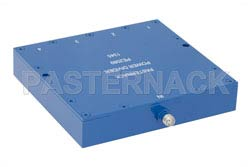 4 Way SMA Wilkinson Power Divider From 690 MHz to 2.7 GHz Rated at 10 Watts(图2)
