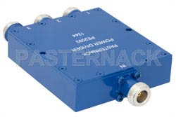 3 Way N Wilkinson Power Divider From 690 MHz to 2.7 GHz Rated at 10 Watts(图2)