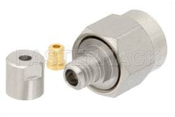 2.92mm Male Connector Clamp/Solder Attachment for PE-SR047FL, PE-SR047AL, PE-047SR(图2)