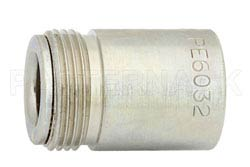 2 Watt RF Load Up to 18 GHz With N Female Input Nickel Plated Brass(图2)