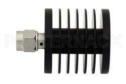 10 Watt RF Load Up to 18 GHz With SMA Male Input Black Anodized Aluminum Heatsink(图2)