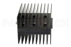 50 Watt RF Load Up to 18 GHz With SMA Female Input Square Body Black Anodized Aluminum Heatsink(图2)