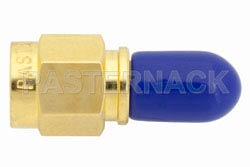 1 Watt RF Load Up to 2.5 GHz With SMA Male Input Gold Plated Brass(图2)