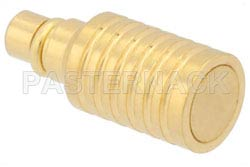 1 Watt RF Load Up to 6 GHz With MMCX Male Input Gold Plated Brass(图2)