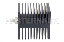 50 Watt RF Load Up To 18 GHz With SMA Male Input Square Body Black Anodized Aluminum Heatsink(图2)
