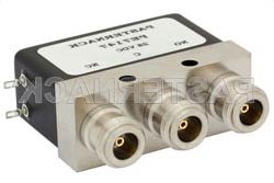 SPDT Electromechanical Relay Failsafe Switch, DC to 4 GHz, up to 550W, 28V, N(图2)