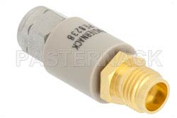 DC Block on Outer Conductor 50 Ohm 2.4mm Male to 2.4mm Female Operating From 100 MHz to 50 GHz(图2)