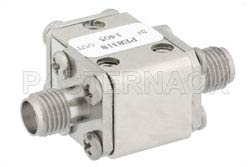 Isolator With 20 dB Isolation From 17.3 GHz to 22 GHz, 10 Watts And SMA Female(图2)