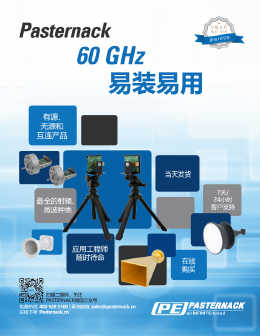 60 GHz Product Selection Guide